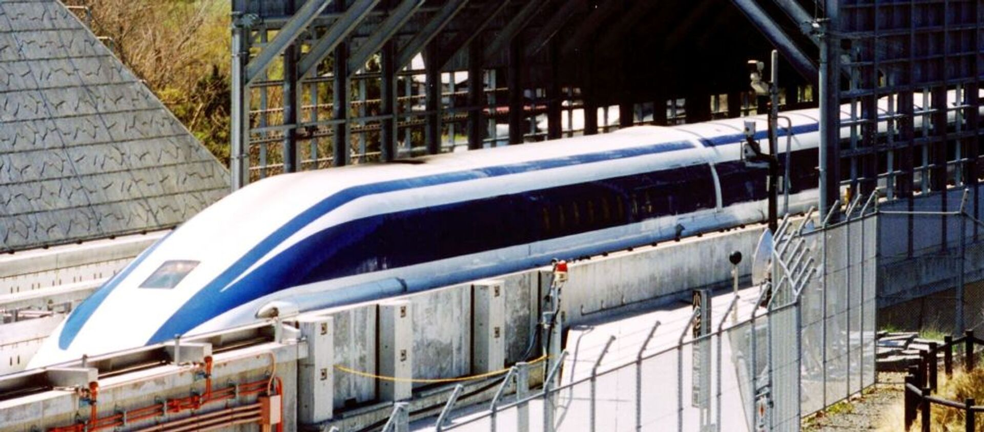 Đường sắt tốc độ Nhật Bản - Sputnik Việt Nam, 1920, 29.03.2021