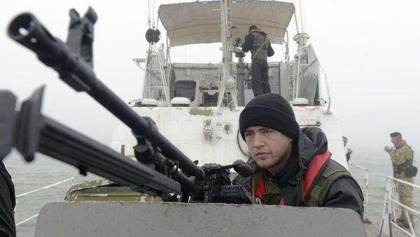 Biển Azov - Sputnik Việt Nam