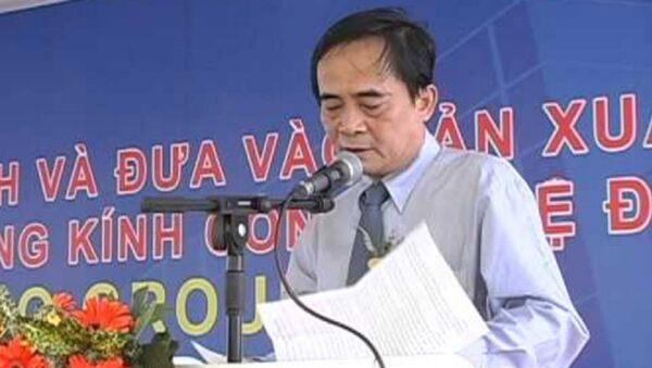 Ngân hàng TMCP Đầu tư và Phát triển Việt Nam vừa có quyết định cho thôi chức vụ Phó Tổng giám đốc của ông Đoàn Ánh Sáng từ ngày 31/8. - Sputnik Việt Nam