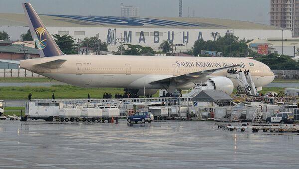 Saudi Arabian Airlines - Sputnik Việt Nam