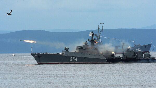 Празднование Дня ВМФ в городах России - Sputnik Việt Nam