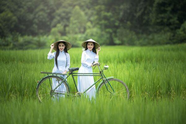 Việt Nam – Phần thắng thuộc về những cô gái có nước da trắng. - Sputnik Việt Nam