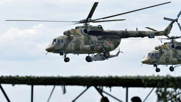 Trực thăng Mi-8AMTSh - Sputnik Việt Nam