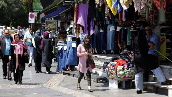 Tehran, Iran - Sputnik Việt Nam