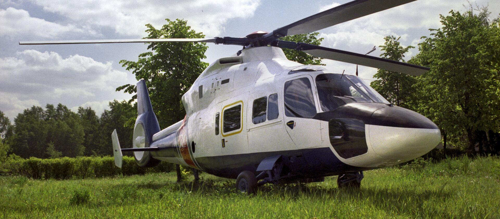 Trực thăng Ka-62 - Sputnik Việt Nam, 1920, 29.01.2020