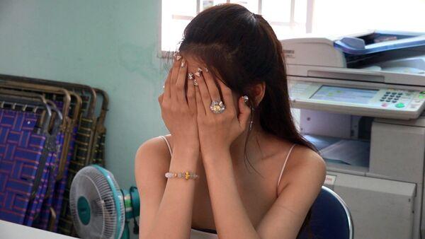 Một đối tượng trong đường dây mua bán dâm cao cấp của Kiều Đại Dũ. - Sputnik Việt Nam