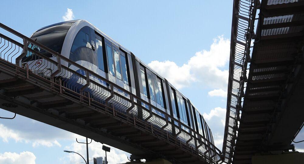 Tuyến metro hạng nhẹ tại Matxcơva