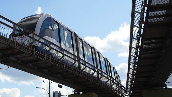 Tuyến metro hạng nhẹ tại Matxcơva - Sputnik Việt Nam