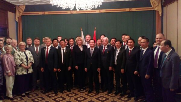 Sẽ tổ chức hội nghị hiệu trưởng các trường đại học Nga và Việt Nam - Sputnik Việt Nam