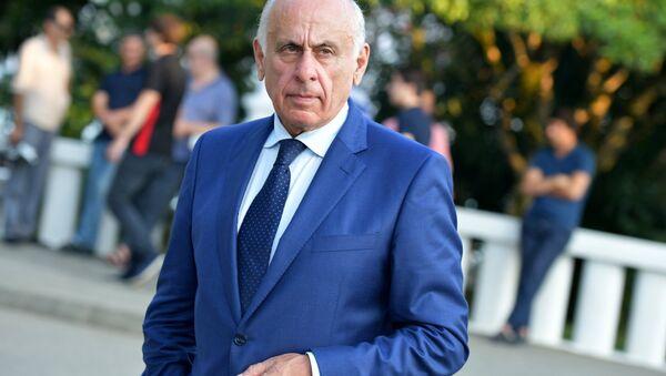 Thủ tướng Abkhazia Gennady Gaguliya - Sputnik Việt Nam
