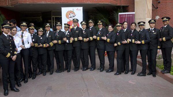 Những nữ phi công của hãng hàng không Air India - Sputnik Việt Nam