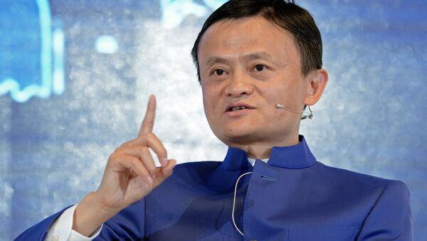 Jack Ma - Sputnik Việt Nam