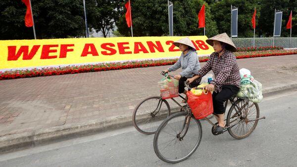 Diễn đàn Kinh tế Thế giới (WEF) về ASEAN - Sputnik Việt Nam