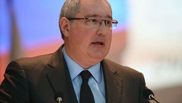 Dmitriy Rogozin - Sputnik Việt Nam
