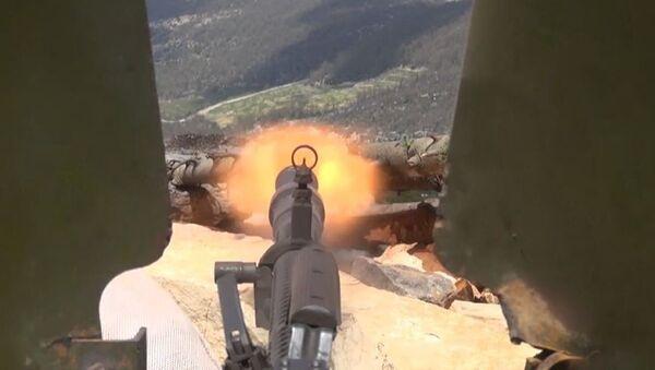 Quân đội Syria bắn hạ các máy bay do thám tại Latakia - Sputnik Việt Nam