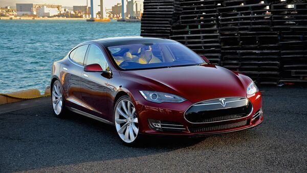Tesla Model S  - Sputnik Việt Nam