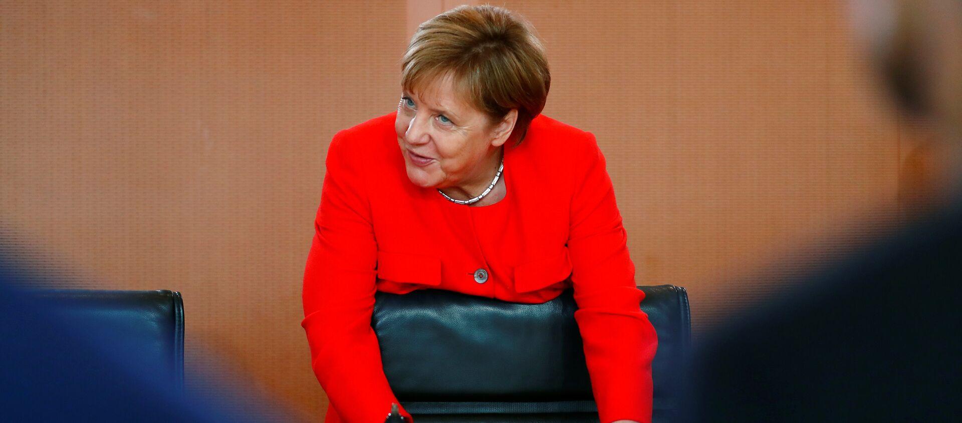 Angela Merkel - Sputnik Việt Nam, 1920, 12.09.2018