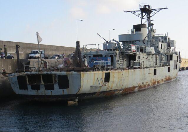Tàu hộ tống Bồ Đào Nha Afonso Cerqueira