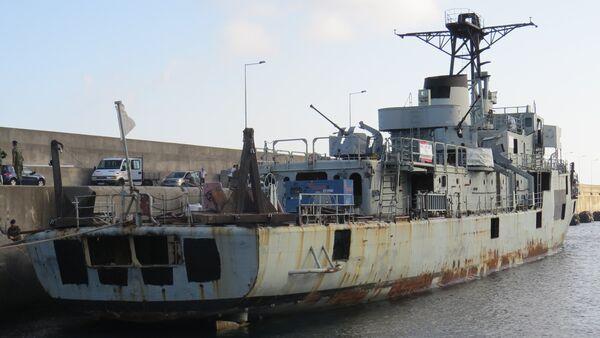 Tàu hộ tống Bồ Đào Nha Afonso Cerqueira - Sputnik Việt Nam