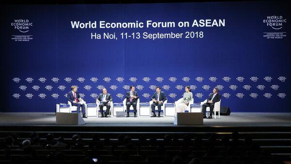 WEF ASEAN 2018 - Sputnik Việt Nam