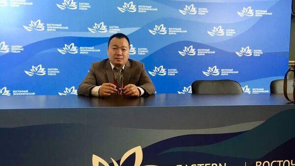 Ông Nguyễn Hồng Thành, Lãnh sự Kinh tế Việt Nam tại Viễn Đông - Sputnik Việt Nam