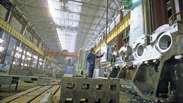 Một gian xưởng của Uralmash - Sputnik Việt Nam