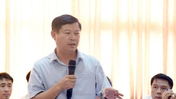 Ông Phạm Thanh Học - Sputnik Việt Nam