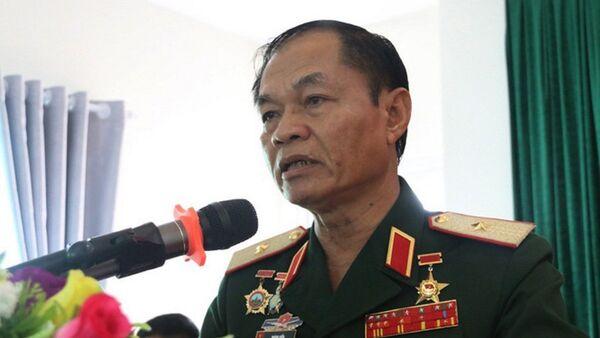 Thiếu tướng Hoàng Kiền. - Sputnik Việt Nam