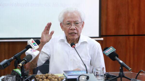 GS Hồ Ngọc Đại - Sputnik Việt Nam