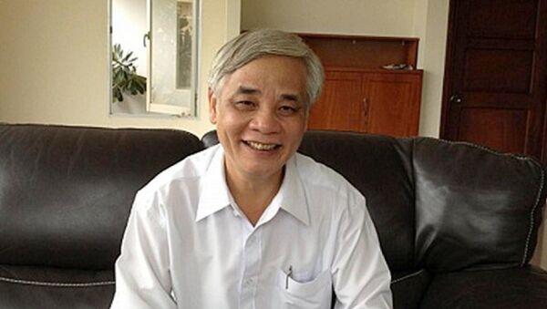 Ông Lê Văn Phước, nguyên Chánh án TAND tỉnh Phú Yên. - Sputnik Việt Nam