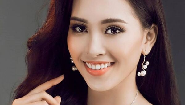 Trần Tiểu Vy - Sputnik Việt Nam
