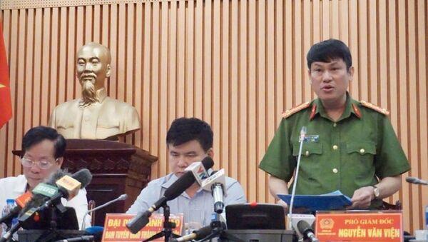 Ông Nguyễn Văn Viện, Phó Giám đốc - Sputnik Việt Nam