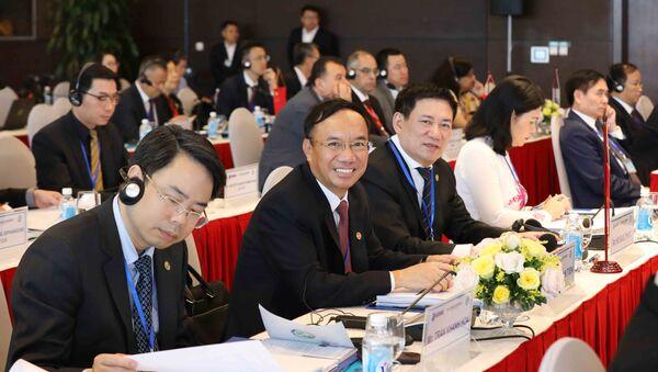 ASOSAI 14: Cuộc họp Ban Điều hành ASOSAI lần thứ 52 - Sputnik Việt Nam