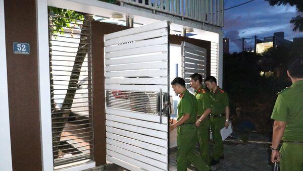 Cơ quan điều tra đồng loạt khám nhà 4 quan chức, cựu quan chức TP.Đà Nẵng trong ngày 18/9. - Sputnik Việt Nam