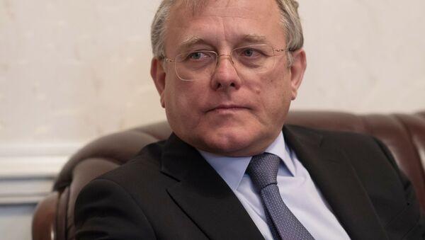 Đại sứ Nga tại Triều Tiên Alexander Matsegora - Sputnik Việt Nam