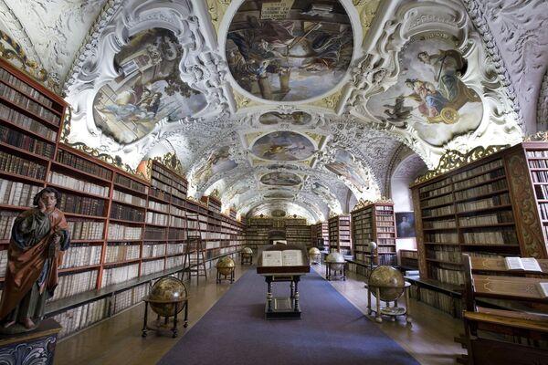 Thư viện Tu viện Strahov ở Praha - Sputnik Việt Nam