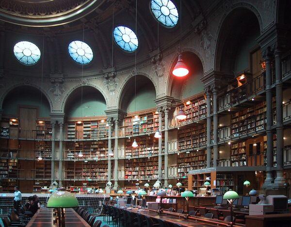 Thư viện Quốc gia Pháp - Sputnik Việt Nam