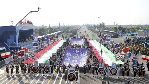 cuộc diễu binh ở Iran - Sputnik Việt Nam
