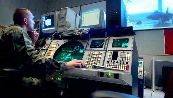 Bộ Tư lệnh hỗn hợp hàng không vũ trụ Bắc Mỹ (NORAD) ở Alaska - Sputnik Việt Nam