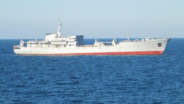 Lực lượng hải quân Ukraina vào sát bờ biển Crưm - Sputnik Việt Nam