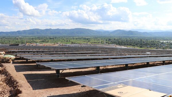 Phát huy hiệu quả dự án điện năng lượng mặt trời - Sputnik Việt Nam