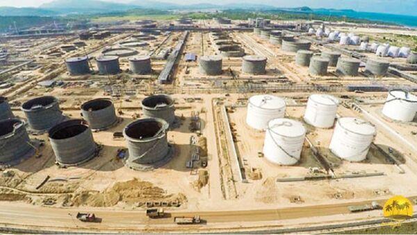 Petrolimex muốn dừng làm dự án Nam Vân Phong để tập trung cho các dự án khác. - Sputnik Việt Nam
