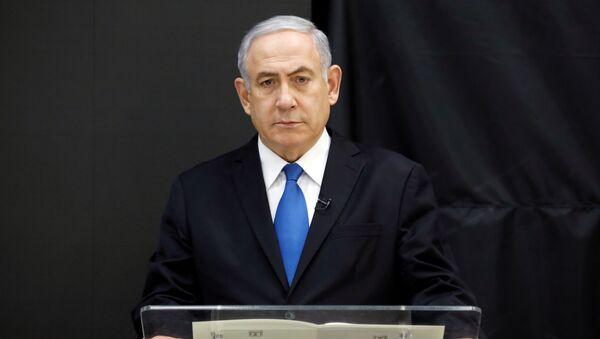 Benjamin Netanyahu  - Sputnik Việt Nam