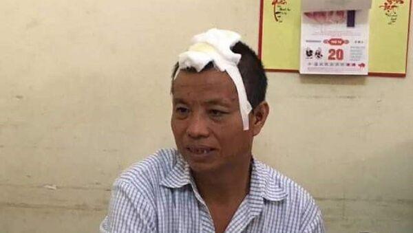 Đối tượng Nguyễn Xuân Tiến thản nhiên khi nói về tội ác tày trời - Sputnik Việt Nam