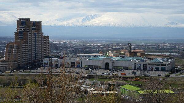 Thành phố Yerevan, Armenia - Sputnik Việt Nam
