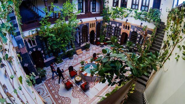 Khách sạn ở Damascus - Sputnik Việt Nam