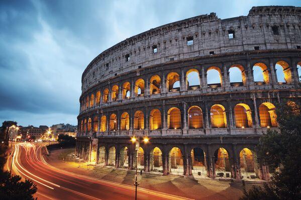 Đấu trường La Mã ở Rome - Sputnik Việt Nam