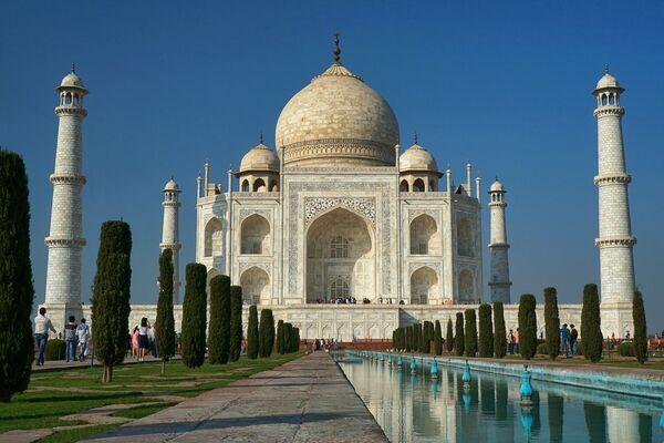 Taj Mahal ở thành phố Agra, Ấn Độ - Sputnik Việt Nam