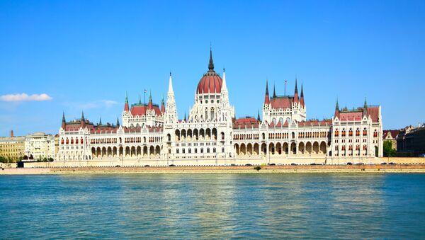 Tòa nhà Quốc hội tại Budapest, Hungary - Sputnik Việt Nam