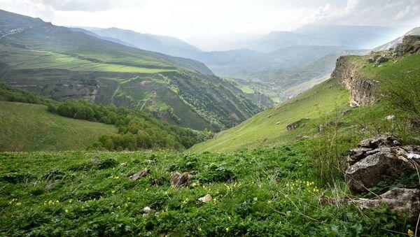 Вид Дагестана - Sputnik Việt Nam